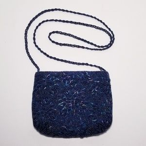 La Regale Beaded Crosboddy Purse Vintage